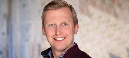 Øystein R. Sundelin har fått ny jobb