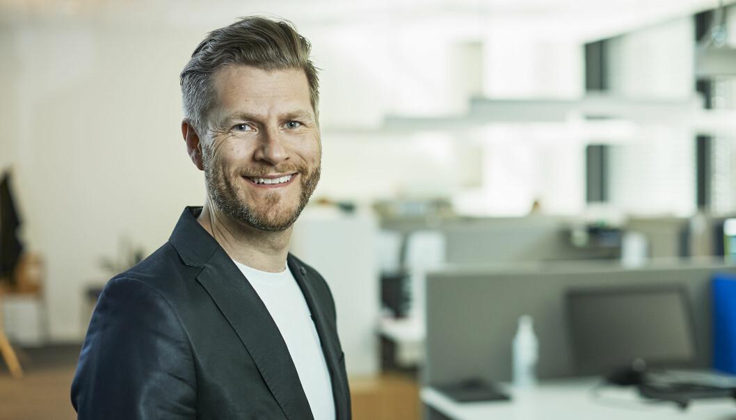 Svein Inge Leirgulen er valgt som ny sentralstyreleder i Kommunikasjonsforeningen.