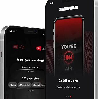 Stationhead ble lansert i 2016.