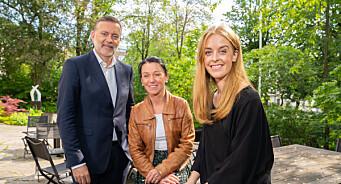 Kruse Larsen gikk ti millioner i pluss i 2020: – Målet var å unngå permitteringer, i stedet måtte vi ansette nye folk
