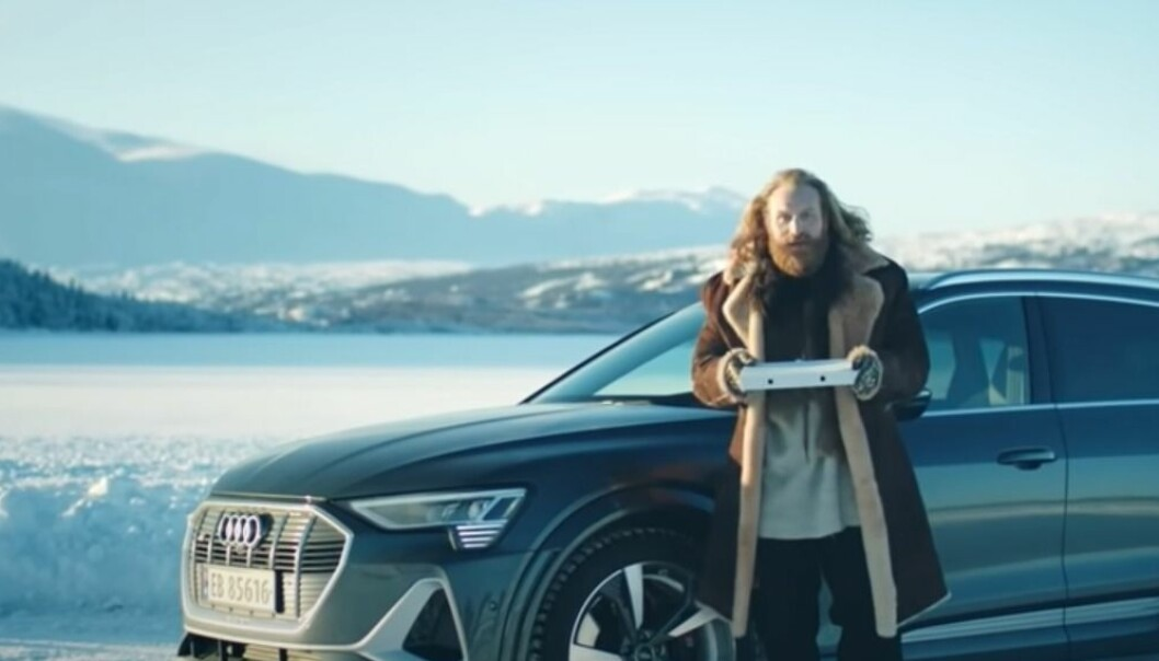 Kristofer Hivju og Audi Norge med to Webby-nominasjoner