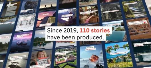 Visit Norway har akkurat droppet NewsLab - nå er de sammen nominert til pris