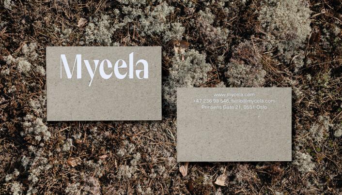 Bleed har hjulpet Mycela blant annet med ny visuell identitet.