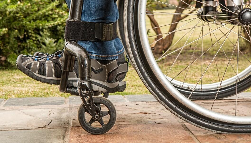 En ny studie konkluderer med at merkevarer ikke gjør en god nok jobb med å nå mennesker med nedsatt funksjonsevne i sin kommunikasjon.