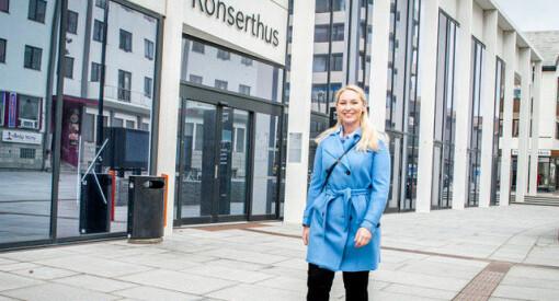 Tina Charlotte Andersen blir kommunikasjonssjef i Stormen Konserthus
