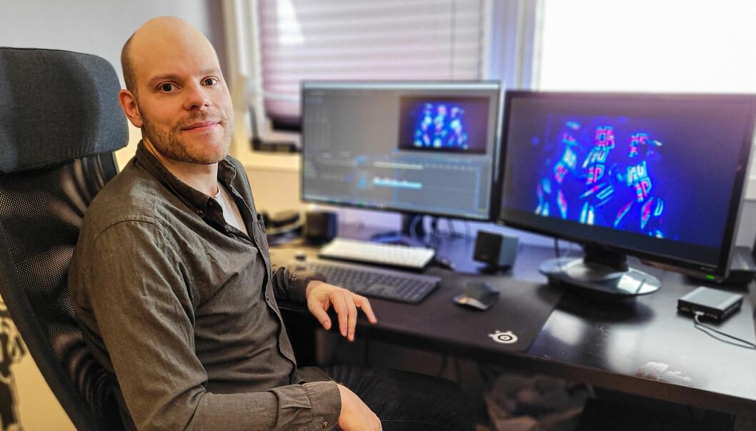 Kite kommunikasjon får en ny multimediaprodusent fra 1. mai. Kai Remi Hagen har hatt samarbeid med byrået fra før, men ser fram til å jobbe ved siden av de som kollega.