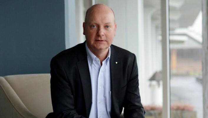 Daglig leder i Bodoni, Bjarte J. Hordnes, ser frem til at byrået skal fortsette å hjelpe Follo Ren med kommunikasjons- og trykkeritjenester.