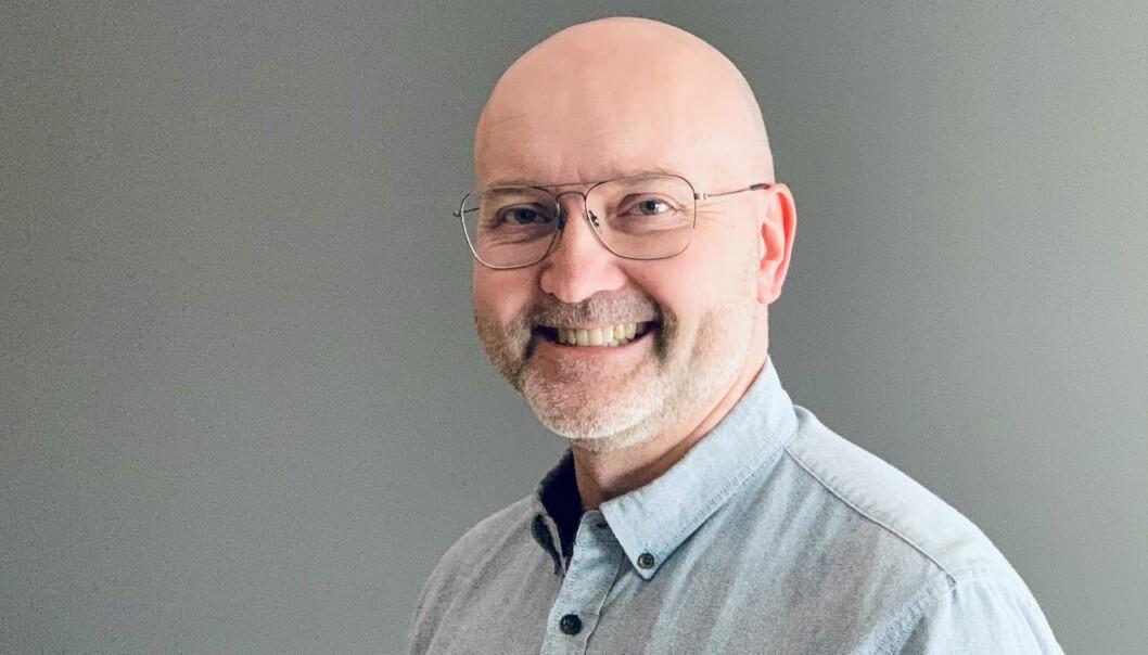 Dag Fedøy blir ny kommunikasjonssjef i Helsingforskomiteen.