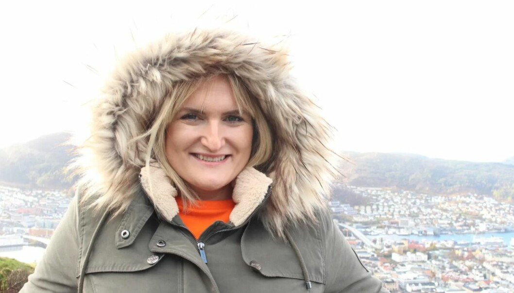 Catriona Loughran er ny kommunikasjonssjef for Hurtigruten Group,
