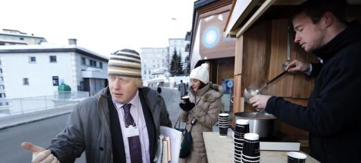 Boris Johnson i krig med sin gamle spinndoktor