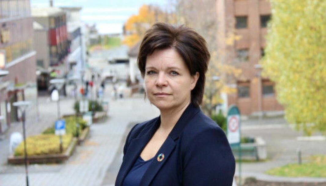 Connie Slettan Olsen har takket ja til stilling som kommunalsjef for Kommunikasjon, digitalisering og fellestjenester i Meløy kommune.