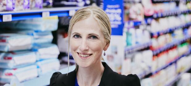 Snart får Hanne ansvaret for å lede kommunikasjonsarbeidet i REMA 1000