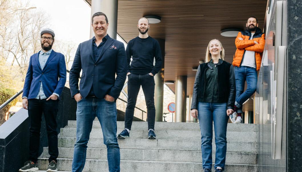 Kort tid etter at PR- og kommunikasjonsbyrået meldte om rekordomsetning og svært gode resultater for 2020 kommer nyheten om ansettelsen av fire nye til kontorene i Wergelandsveien.