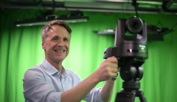 - Jeg ser frem til å lede NPG Media Production, og ser et stort potensial hos NPG, sier Aavik.