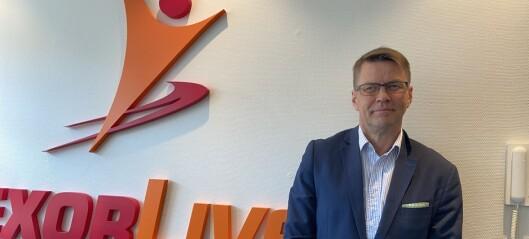 Stein Arild har fått ny jobb som innholdsprodusent