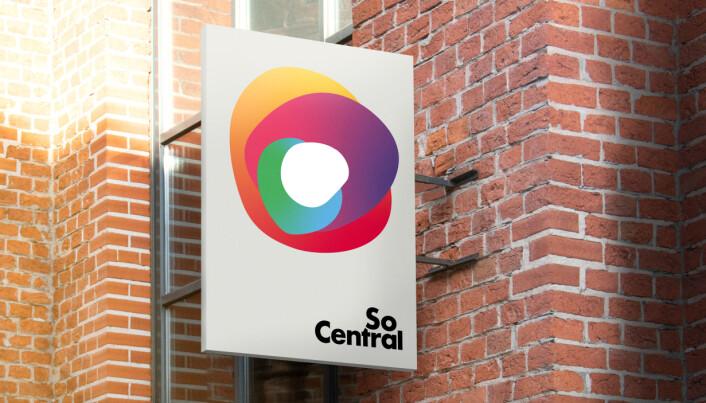 Etter ni år som selskap har SoCentral oppdatert sin visuelle profil