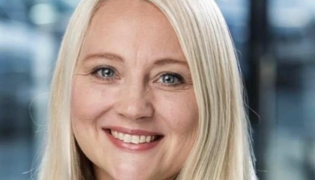 Anita Svanes (47) er ansatt som kommunikasjonsdirektør i Flyr.
