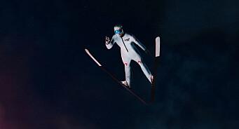 I et skihopp-stunt ville Bulder Bank vise hvor lett det er å bytte bank