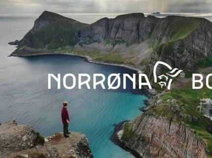 Norrøna åpnet butikk i Bodø, men reklamerte med natur over 100 km unna