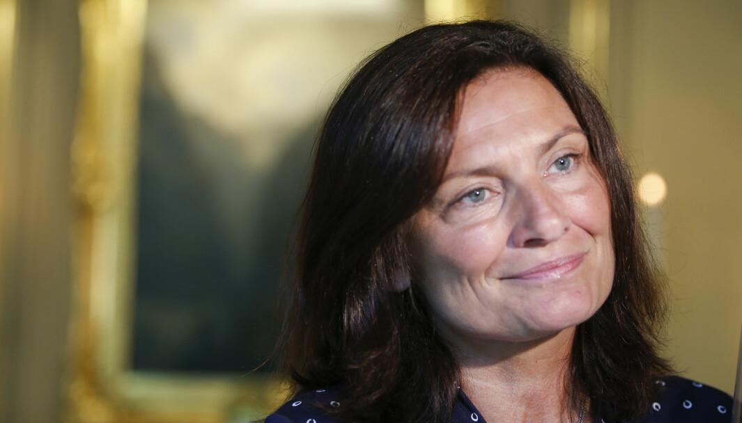Integrerings- og mangfoldsdirektør Libe Rieber-Mohn.