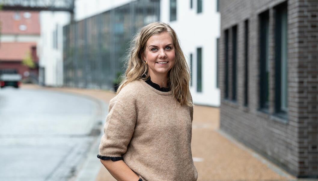 Helene Edvardsen forlater Labs for å begynne i BKK.