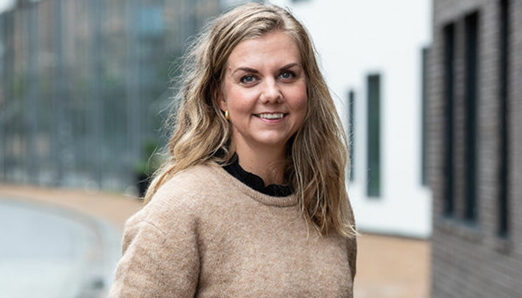 Helene forlater jobben som markeds og kommunikasjonsansvarlig for å bli nettredaktør