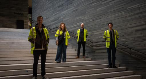 Åpningen av det nye Nasjonalmuseet i Oslo er utsatt til 2022 - men nytt byråsamarbeid er på plass