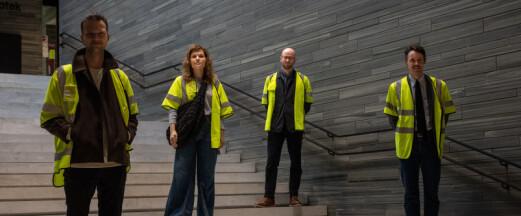 Trigger kapret det nye nasjonalmuseet som kunde: – Drømmejobb