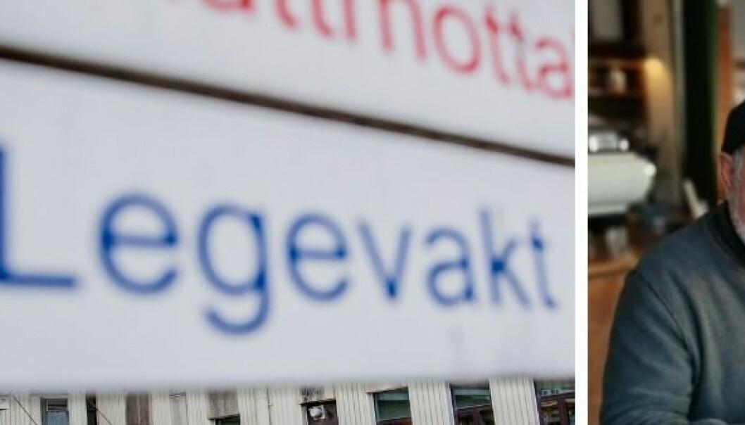Reza fikk ny lever: Stiller opp i kampanje for å få ny organdonasjonsmetode i Norge