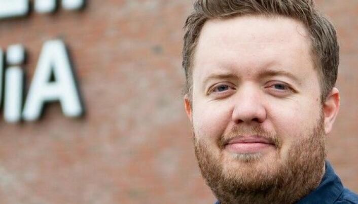 Øivind Moen Eskedal tilsatt som kommunikasjonsdirektør ved UiA