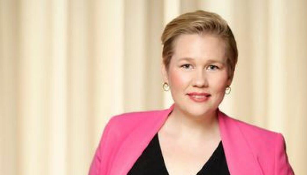 Raymond Johansens stabssjef slutter - blir konserndirektør i Amedia