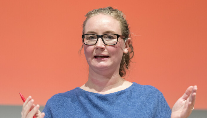 Kaia Storvik (Ap) er oppnevnt som ny byrådssekretær for kommunikasjon fra og med i dag. Foto: Gorm Kallestad / NTB