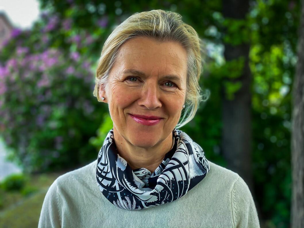 Margrethe Geelmuyden.