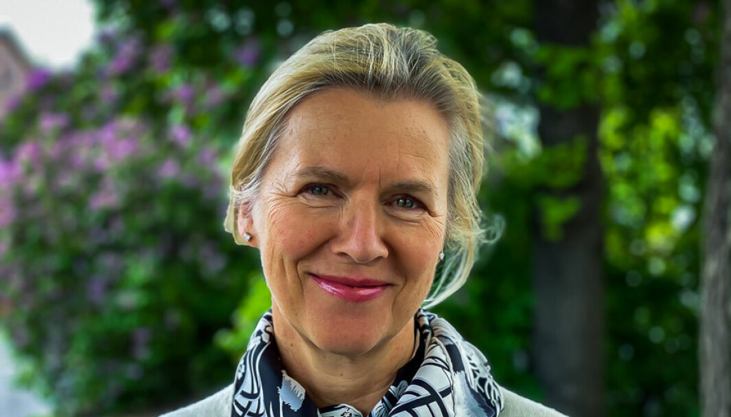 Partner og seniorrådgiver Margrethe Geelmuyden i Geelmuyden Kiese.
