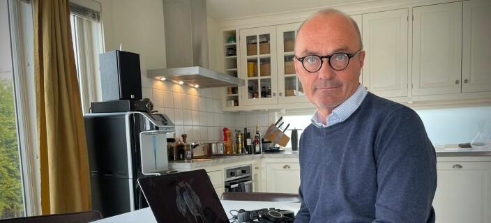FNB valgte Jarle Aabø som medierådgiver: Håper de har råd å ha han fram til valget