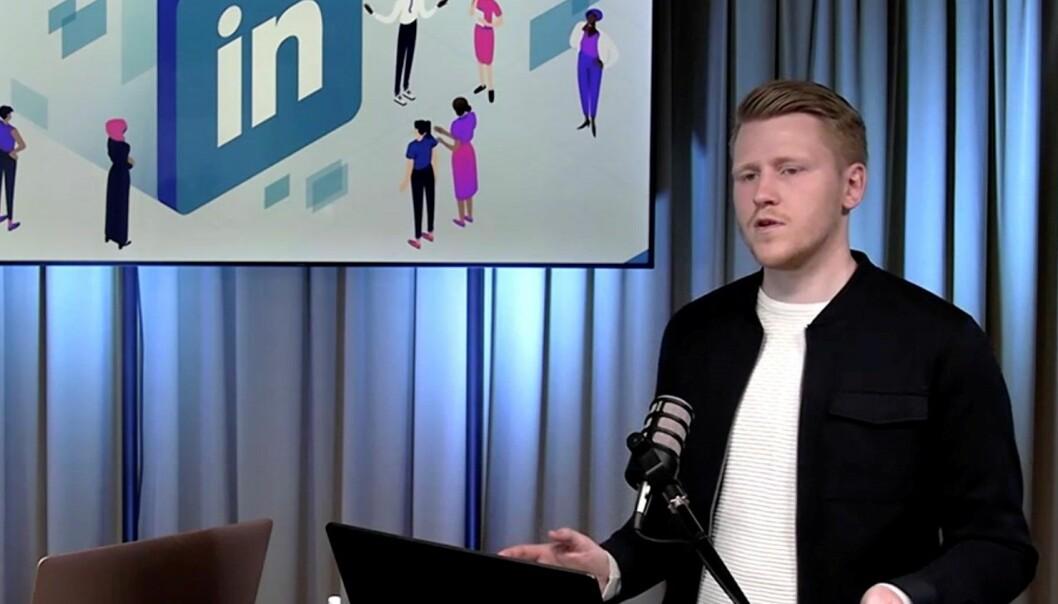 Siden august har han 80 innlegg og nærmere 350.000 visninger på innleggene sine. Det mener han sier mer om LinkedIn enn det sier om ham selv. At noen kan oppnå slike resultater og holde kurs ni måneder etter å selv ha tatt det i bruk, mener Fornes er et godt bilde på hvor LinkedIn står i Norge i dag.