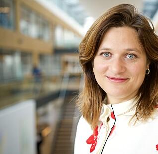 Margrethe Assev i Storebrand