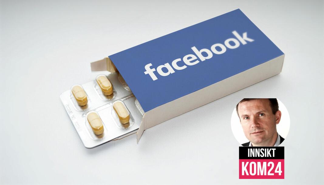 Da Facebook forsøkte å få protestene fjernet fikk de smake sin egen medisin, skriver Ståle Lindblad.