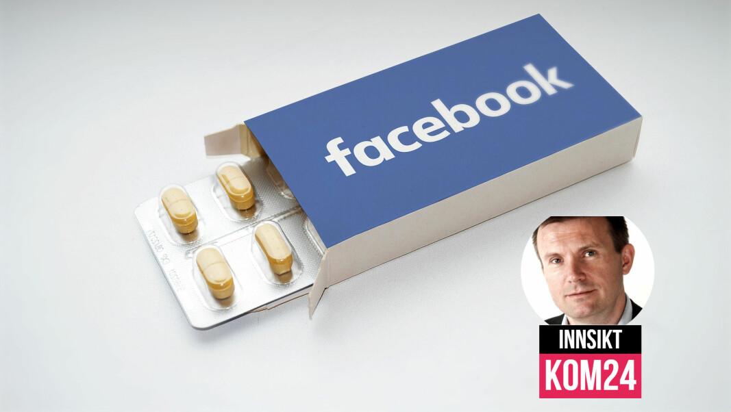 En protestkampanje har ført til et ras av dårlige vurderinger av Facebook-appen. Nå får de smake sin egen medisin