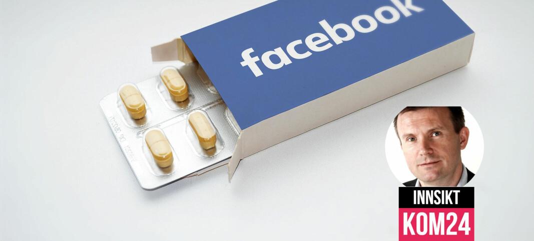 Facebook svarer på kritikk med ny rapport