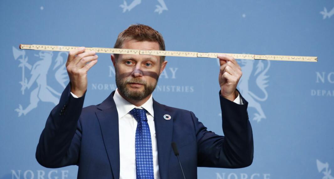 Bent Høie har holdt 121 «koronataler»: – Vi har opplevd at deler av talene lever videre på andre plattformer