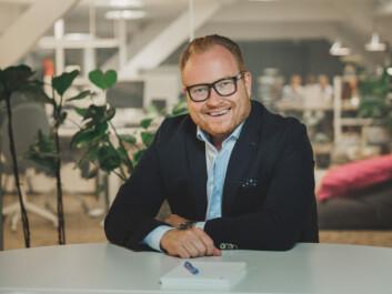 Daglig leder og rådgiver Anders Fjeld