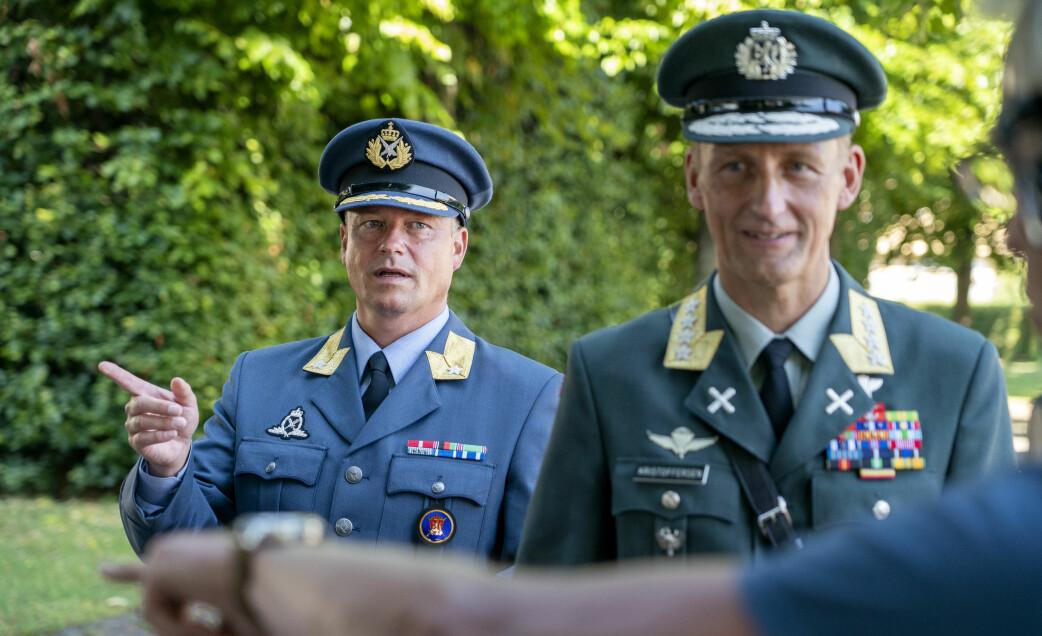 Kommunikasjonsekspert hyller Forsvarets kommunikasjonsstrategi