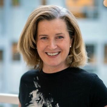 Høyskolelektor i digital markedskommunikasjon ved Høyskolen Kristiania, Annette Kallevig