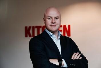 Kreativ leder i Kitchen, Kjetil Nybø