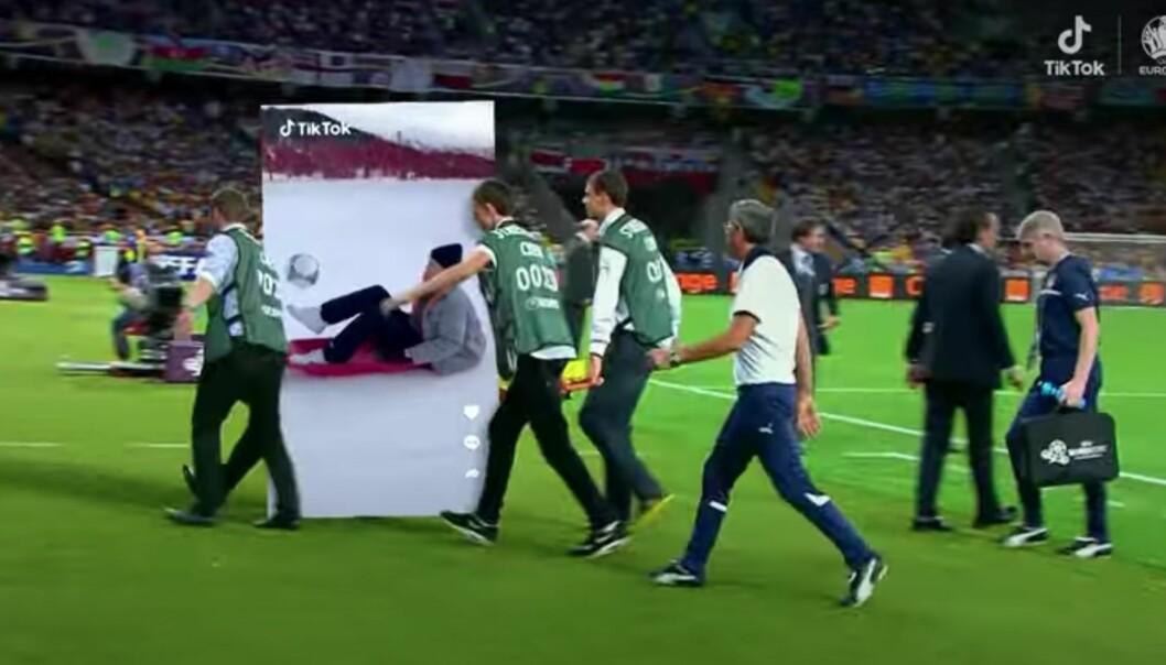 TikTok sponser fotball-EM - nå er deres første kampanje klar