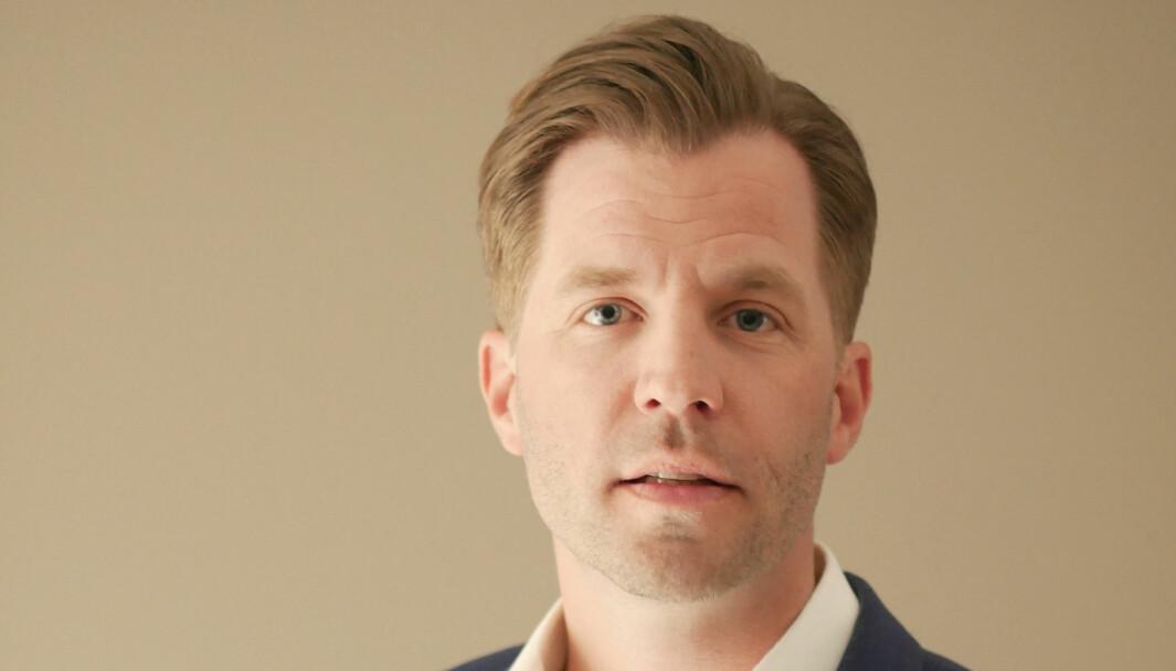 Mattias Sturesson er ansatt som kommersiell leder for hjemleveringer i Helthjem.