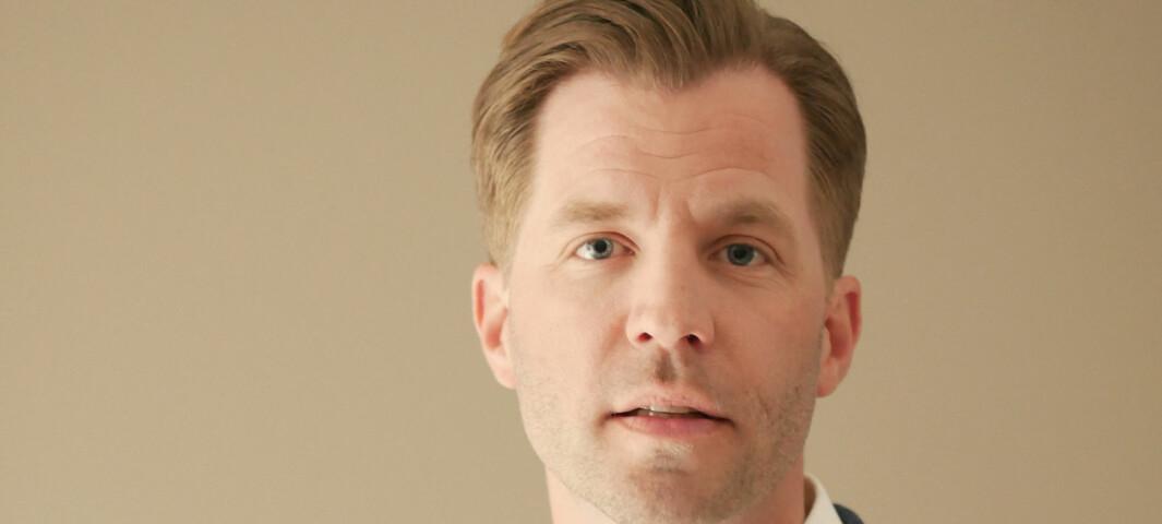 Mattias (36) er ansatt som ny kommersiell leder i Helthjem
