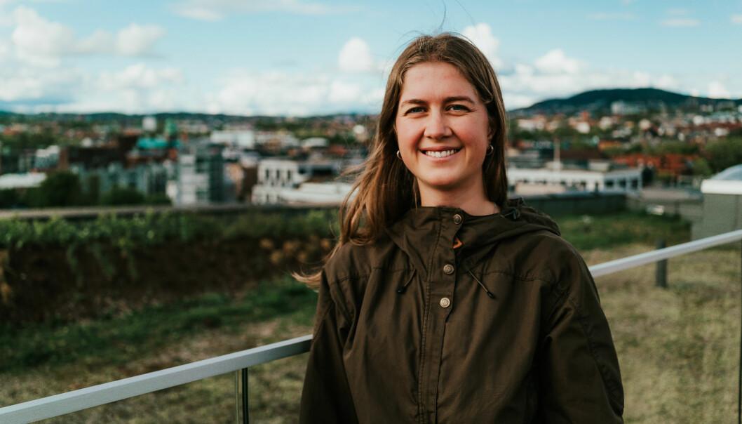 Lene Jakobsen - vinner klimakonkurransen 2021