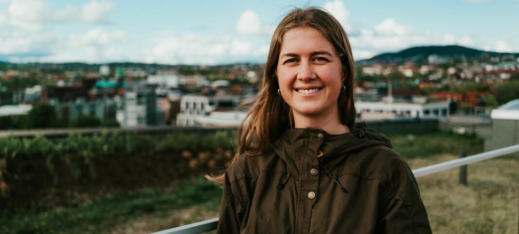 Lenas ide kan spare Høyskolen Kristiana fra å bruke over en halv million kopper i året